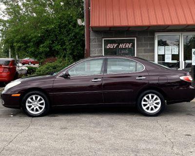 2003 Lexus ES 300 4dr Sdn