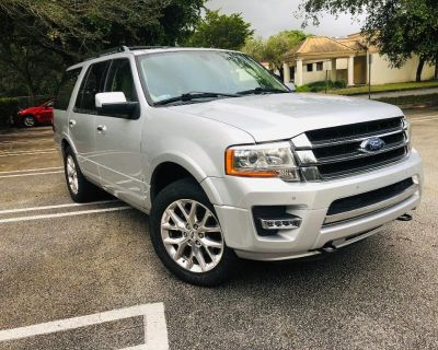 2015 Ford Expedition 4WD