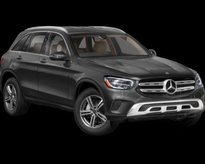 New 2021 Mercedes-Benz GLC 300 4MATIC SUV AWD