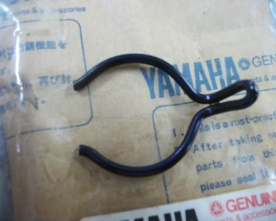 Genuine Yamaha Clip It Ytz Yfs Ct At Ht Mx Rt Yz 90468-26048-00 New Nos
