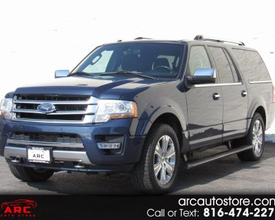 Used 2015 Ford Expedition Platinum