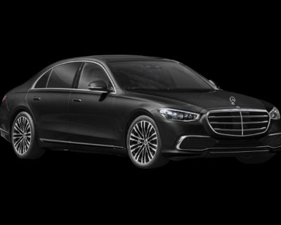 New 2021 Mercedes-Benz S 580 With Navigation