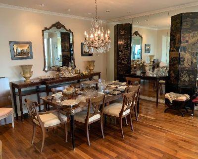 Fabulous Antique Filled Wilshire Corridor Estate Sale