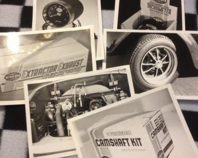 Original Empi catalog photos Tach-Cam-Extractor