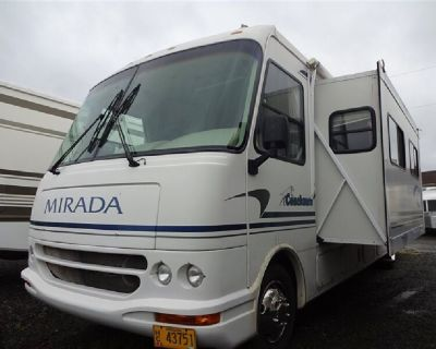 1999 Coachmen Mirada 34 Motorized Class A