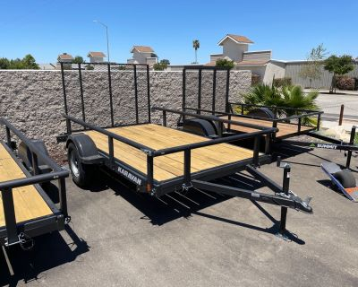 2021 Karavan Trailers 5 x 8 ft. Steel Utility Trailers Paso Robles, CA