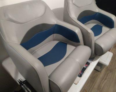 Boat Bucket Seats Set of 2