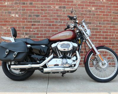 2009 Harley-Davidson Sportster 1200 Custom Cruiser Ames, IA