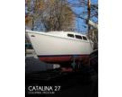 27 foot Catalina 27