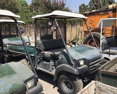 2008 KAWASAKI MULE 3010 ATVs, UTVs, Carts