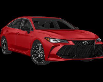New 2022 Toyota Avalon Touring FWD InTransit
