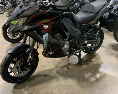 2021 Kawasaki Versys 1000 SE LT+ Touring Woodstock, IL