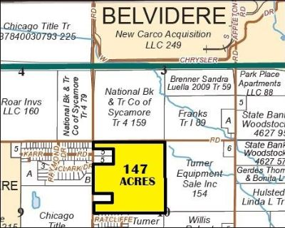 Productive 147 Acre Farm, Town Hall Rd., Belvidere