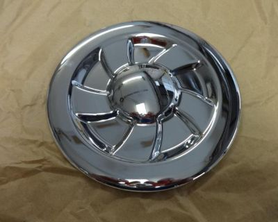 Yamaha Road Star 1600 And 1700 Chrome Drive Pulley Cover