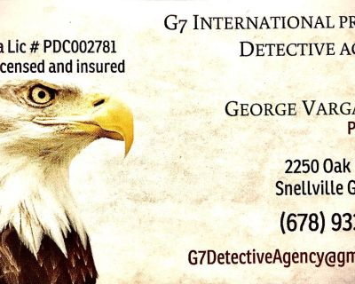 Private detectives services