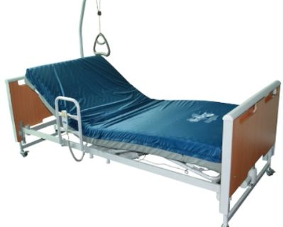 Adjustable Hospital bed : ETUD...