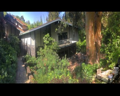 Big Private Wooded Oasis - Hollywood Hills