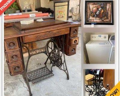 Lake Balboa Estate Sale Online Auction - Lasaine Avenue