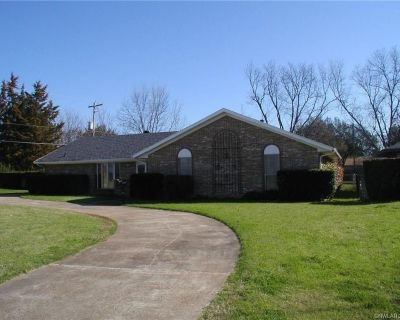 Home for rent in North Bossier. 2506 Benton Road
