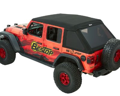 Bestop Trektop Ultra for JL - now available for Pre-Order!