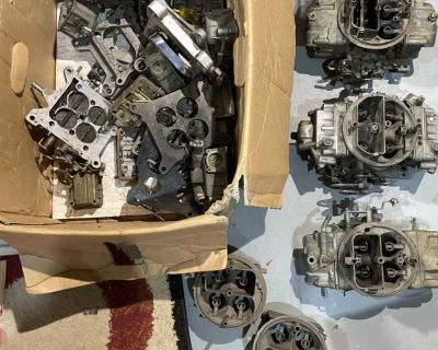 Holley Carburetors and Assortment/Parts