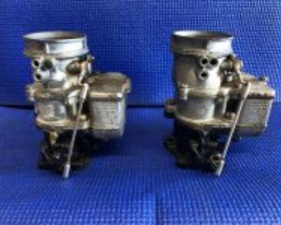 Stromberg 48 Carburetors