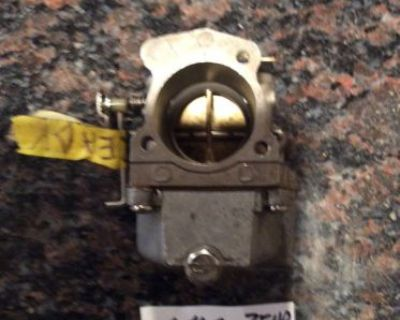 Johnson Evinrude Outboard 30hp Omc Carb Carburetor 2cly 25hp 35hp