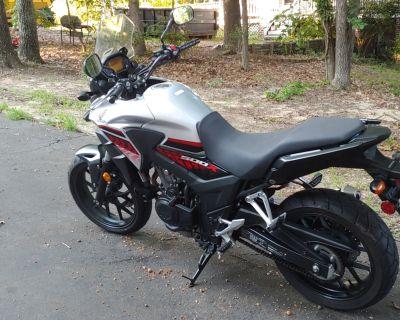 2018 Honda CB 500X