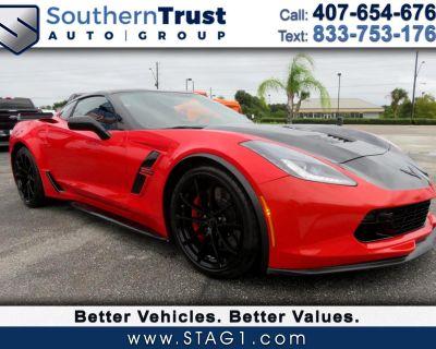 Used 2018 Chevrolet Corvette 2dr Grand Sport Cpe w/2LT