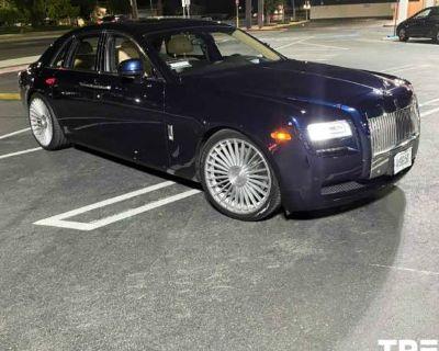 2013 Rolls-Royce Ghost Standard