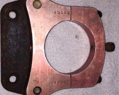 Sweet Mfg Superlite Brake Caliper Brackets Clamp On Axle Tube 80009 60008 501