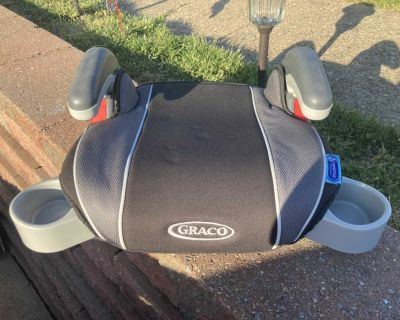 Graco TurboBooster Backless Car Seat