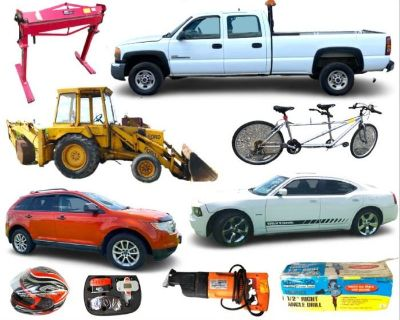 P617 Monthly Vehicles, Tools and More
