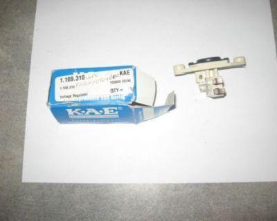 Alternator Voltage Regulator Kae 1.109.310 Bosch Vw Audi Bmw Mercedes Volvo Pors