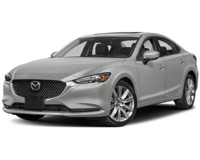Pre-Owned 2018 Mazda6 Grand Touring FWD 4dr Car