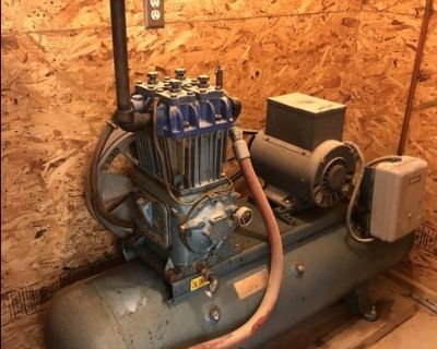 Air Compressor and Electric Motor