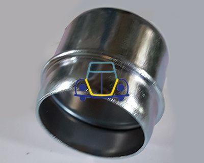 Muffler Fresh Air Hose Connector Pipe, 63-77