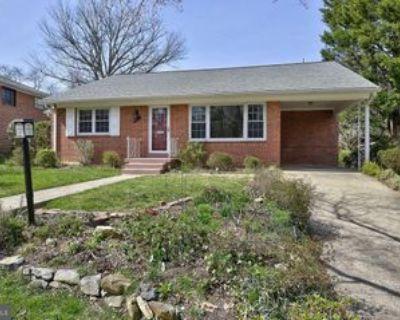 4503 Gretna St, Bethesda, MD 20814 4 Bedroom House for Rent for $3,300/month