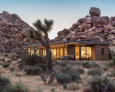 On the Rocks! - as featured in Conde Nast Traveller - Joshua Tree