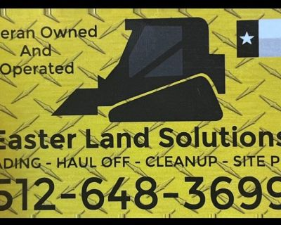 Land Management- 512-648-3699, locally owned!