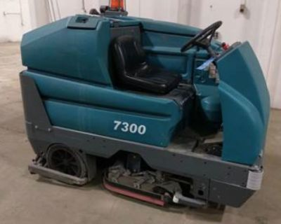 Used Floor Sweepers and Scrubbers   Ride On & Walk Behind