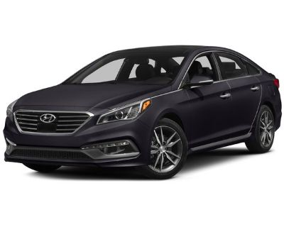 Pre-Owned 2015 Hyundai Sonata SPORT