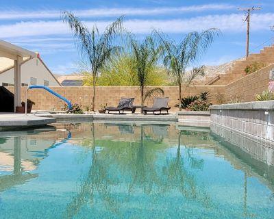 Visit Sunny Haven! Private Pool & Spa - Family & Dog Friendly - Mountain Views - Rancho Del Oro