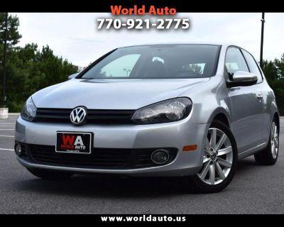 2011 Volkswagen Golf 2.0L 2-Door TDI