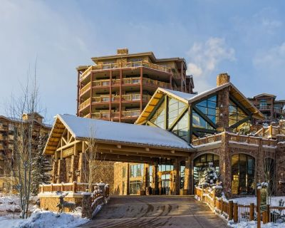 Ski-in Ski-out Four Bedroom Condo at Westgate Canyons Resort - Park City