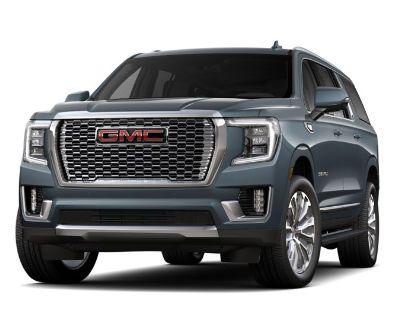 New 2021 GMC Yukon XL Denali Four Wheel Drive SUVs