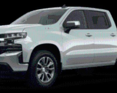 2020 Chevrolet Silverado 1500 Custom Trail Boss Crew Cab Short Bed 4WD