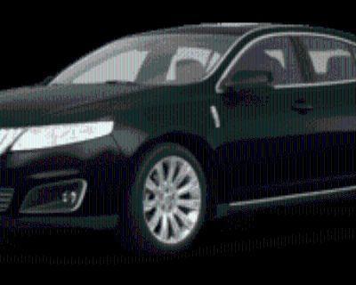 2011 Lincoln MKS Standard