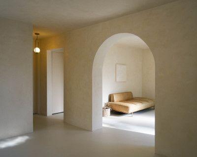 IRO HOUSE- Light Filled Plaster House, Pasadena, CA