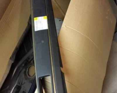 NOS 85 to 89 MK2 Bumper Cover 165 807 217D